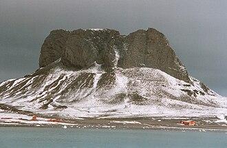 Carlini Base - Image: Argentinian Station Jubany, King George Island