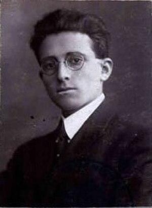 Arshavir Shirakian - Arshavir Shiragian's passport photo in 1919