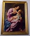 Artemisia Gentileschi, Madonna and Child (1613), Galleria Spada (45689884675).jpg