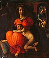 Artgate Fondazione Cariplo - (Scuola fiorentina - XVI), Sacra famiglia.jpg