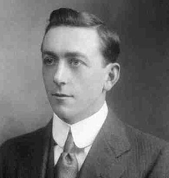 Arthur Holmes - Arthur Holmes around age 22