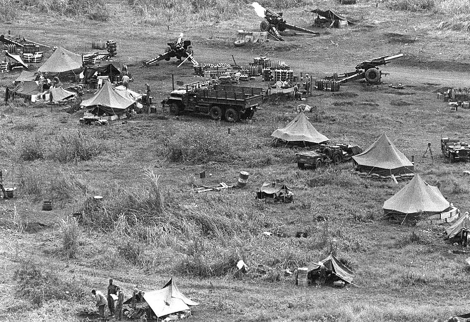 Artillery Operation Hawthorne
