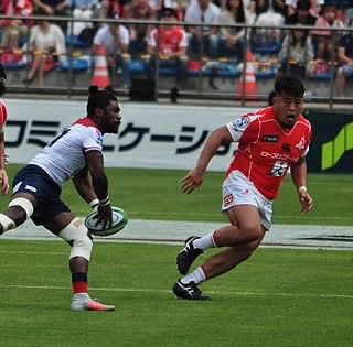 Takuma Asahara Rugby player