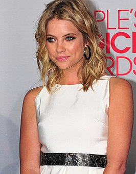 Ashley Benson in 2012