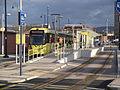 Ashton Metrolink stop.JPG