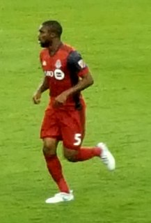 Ashtone Morgan Canadian soccer player
