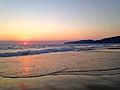 Atardecer en Playa Larga, Guerrero. - panoramio.jpg