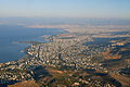 Athens from the airplane (9454538556).jpg