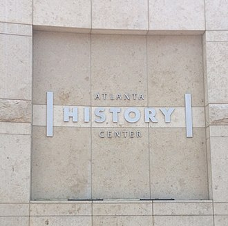 Atlanta History Center - Atlanta History Center in 2018