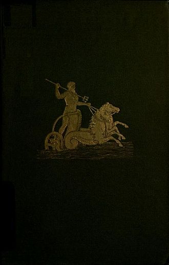 Atlantis: The Antediluvian World - Cover of the first edition
