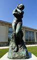 Auguste Rodin, 1881-ca.1899, Éve, bronze, Jardin des Tuilleries, Paris. DSC09221.jpg
