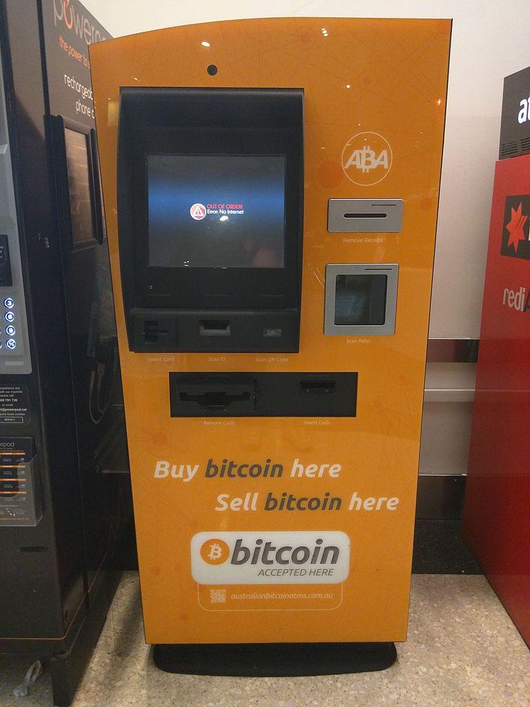 bitcoin atm haymarket sydney