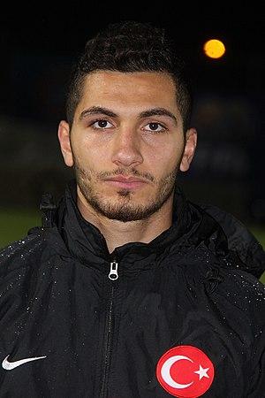 Kamil Çörekçi - Image: Austria U21 vs. Turkey U21 20131114 (061)
