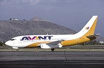 Avant Airlines Boeing 737-200 Volpati.jpg