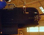 Avro Lincoln, Royal Air Force Museum, Cosford. (34792775321).jpg
