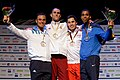 Award ceremony 2014 European Championships EMS-IN t200146.jpg