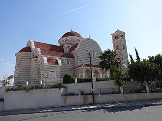 Engomi - Ayios Panteleimon Church, Makedonitissa