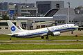 B-5432 - Xiamen Airlines - Boeing 737-86N(WL) - CKG (9142758637).jpg