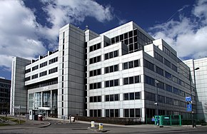 BBC White City in London, spring 2013 (1).JPG