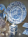 BLW Japanese Porcelain Dish and Bottle.jpg