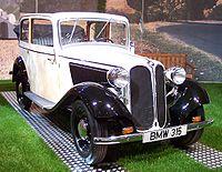 BMW 315 thumbnail