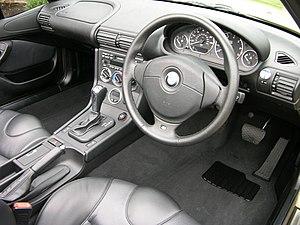 BMW Z3 - 2001 Z3 3.0i interior