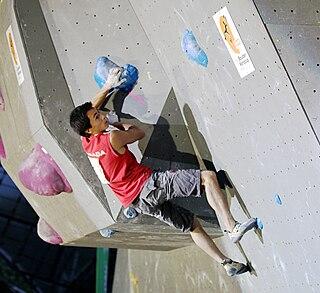 Sean McColl Canadian rock climber