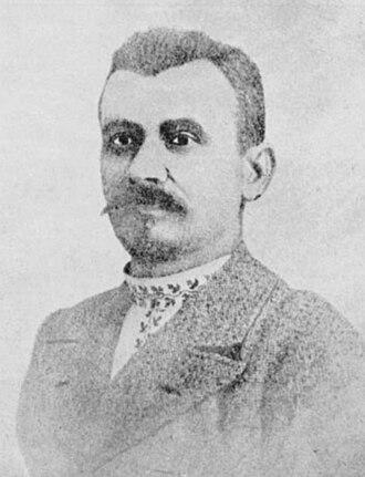 Baceta - Image: Baceta Rujanac (1860 1905)