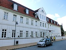 Bad Doberan Hotel Weiss
