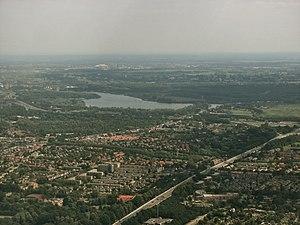 Badhoevedorp - Aerial view
