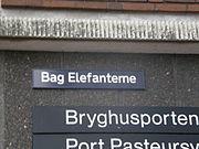Bag Elefanterne