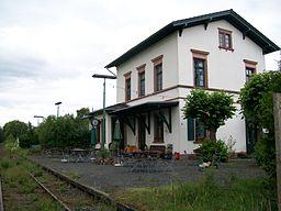 BahnhofFlacht