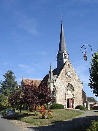 Baillou - Church of Saint-Jean-Baptiste