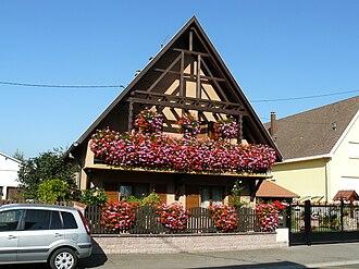 Baldenheim - A House in Baldenheim
