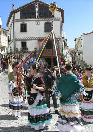 Morella, Castellón -  Dance of Gitanetes, Sexenni 2012. Morella