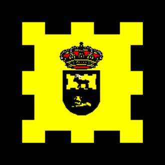 San Martín de la Vega - Image: Bandera de San Martin de la Vega