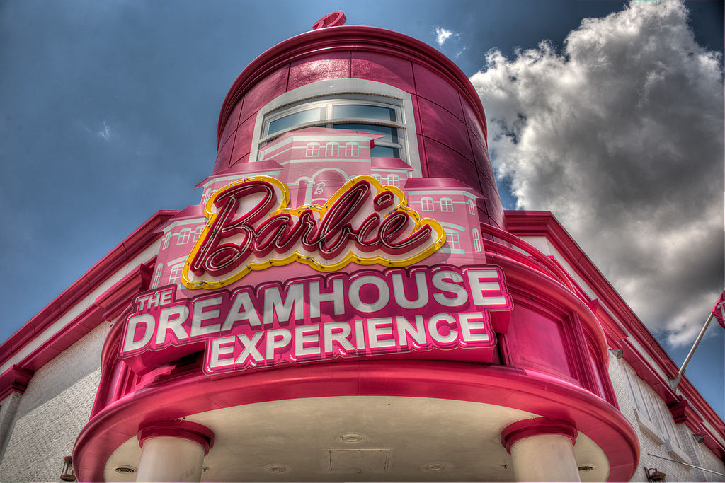 Barbie dream house experience coupons