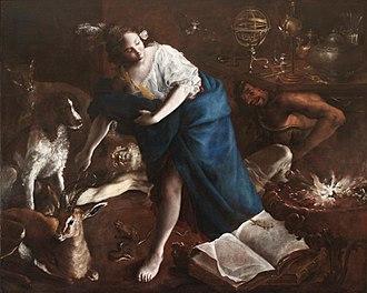 Aeson - Image: Bartolomeo Guidobono Medea rejuvenates Aeson