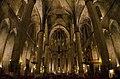 Basílica de Santa María del Mar. Interior 2.JPG