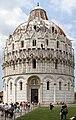 Battistero della Cattedrale di Pisa - panoramio.jpg