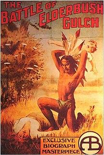 <i>The Battle at Elderbush Gulch</i> 1913 film by D. W. Griffith