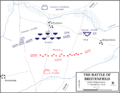 Battle of Breitenfeld - Initial dispositions, 17 September 1631.png