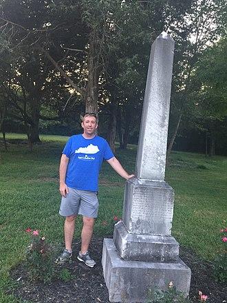 Battle of Dutton's Hill Monument - Battle of Dutton's Hill Monument