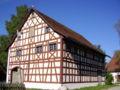 Bauernhofmuseum-Krugzeller Zehentstadel.JPG