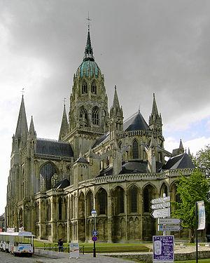Bayeux - Bayeux Cathedral