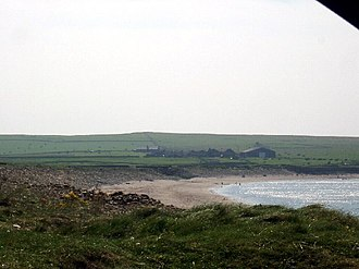 Sandwick, Orkney - The Bay of Skaill, which gives the parish its name.