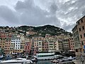 Beach in Camogli, Ligurian coast, Italy.jpg
