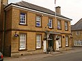 Beaminster, club building in Fleet Street - geograph.org.uk - 1383349.jpg