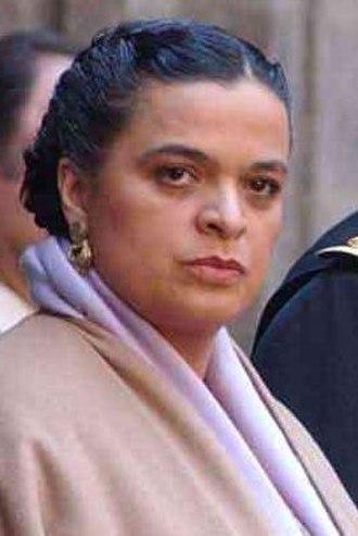 2009 Mexican legislative election - Image: Beatriz Paredes