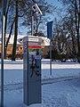Bechyně, náměstí T. G. Masaryka, parkovací automat u Táborské.jpg